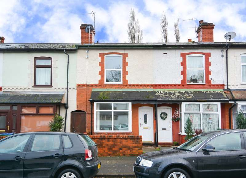 2 Bedrooms Terraced House for sale in Merrivale Road, Bearwood, B66