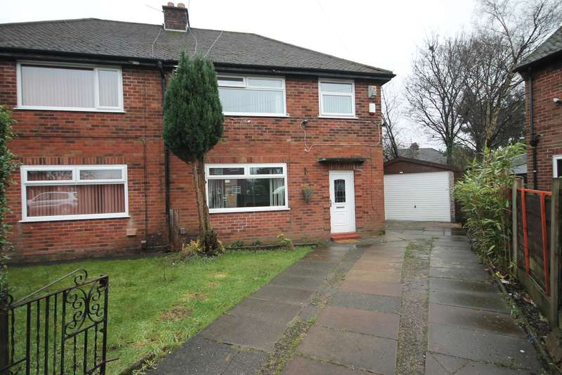 3 Bedrooms Semi Detached House for sale in Avondale Road, Farnworth, Bolton, BL4 0PB