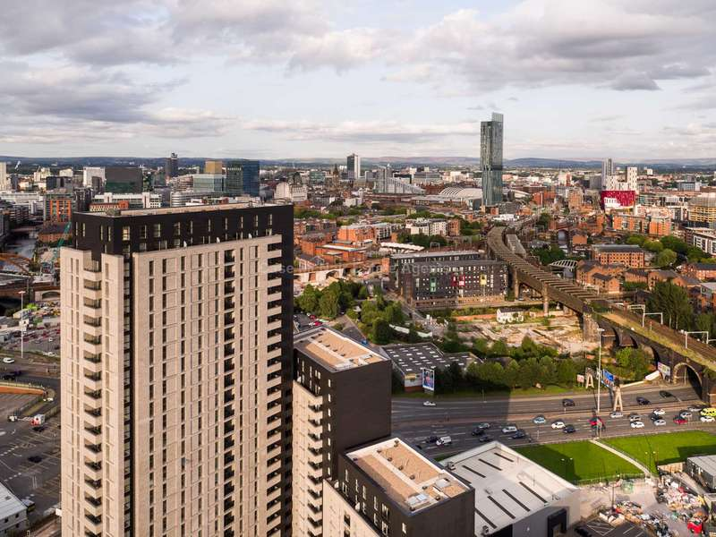 3 Bedrooms Apartment Flat for sale in One Regent, Regent Road, Manchester, M3 4JU