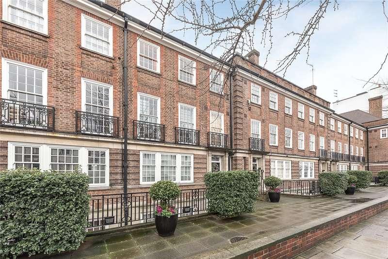3 Bedrooms Flat for sale in Swinton House, 89 Gloucester Terrace, London, W2