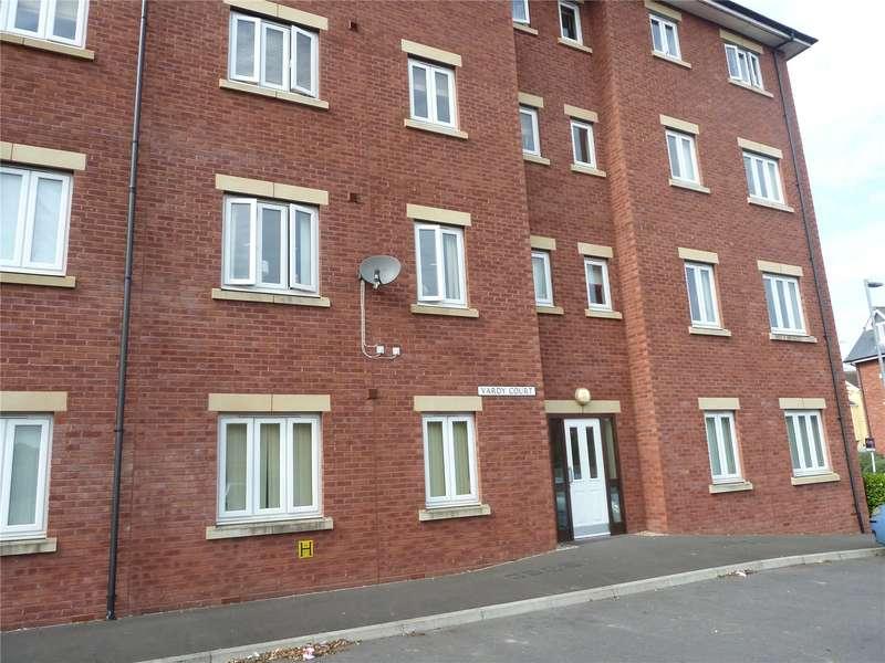 2 Bedrooms Flat for sale in Vardy Court Highbridge Somerset TA9