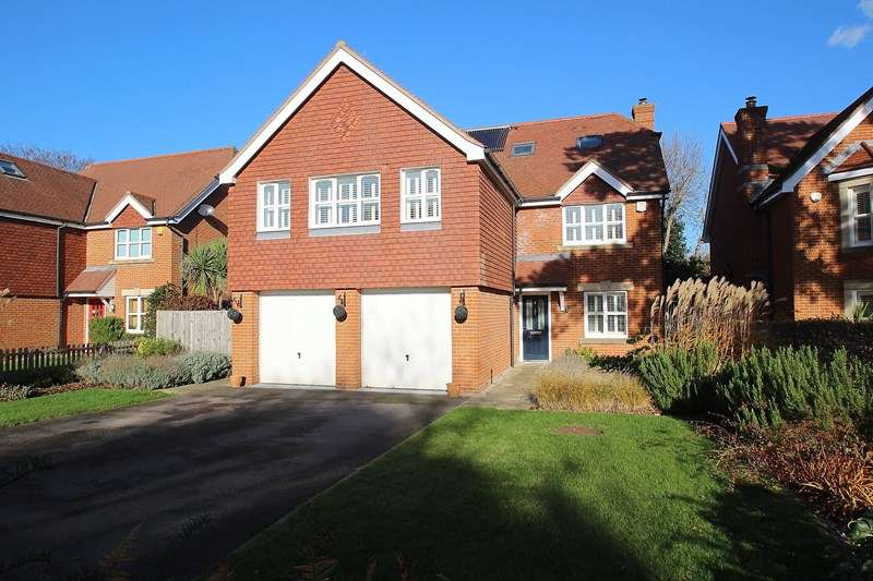 5 Bedrooms Detached House for sale in Chalford Grange, Fareham