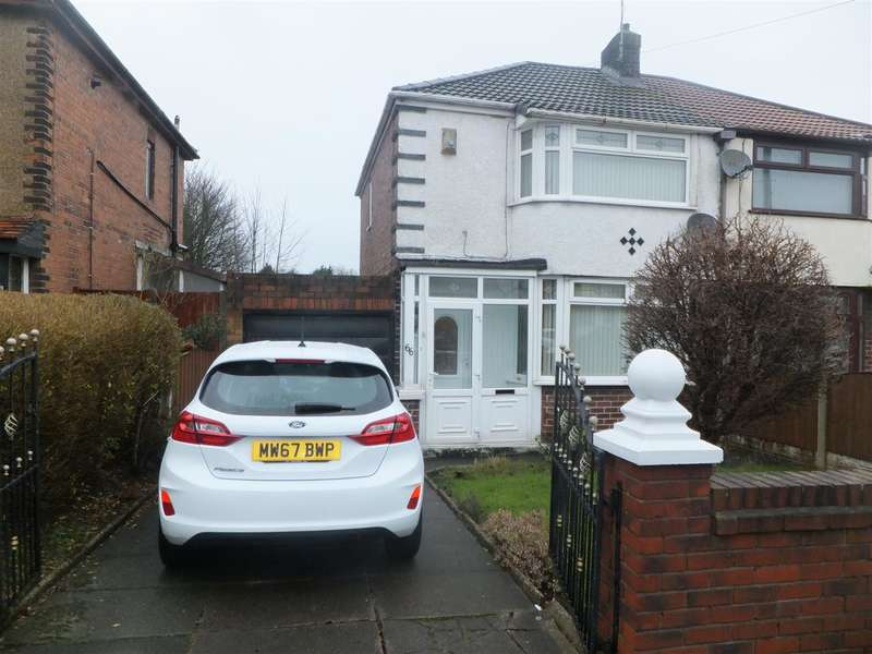 2 Bedrooms Semi Detached House for sale in Dragon Lane, Whiston, Prescot