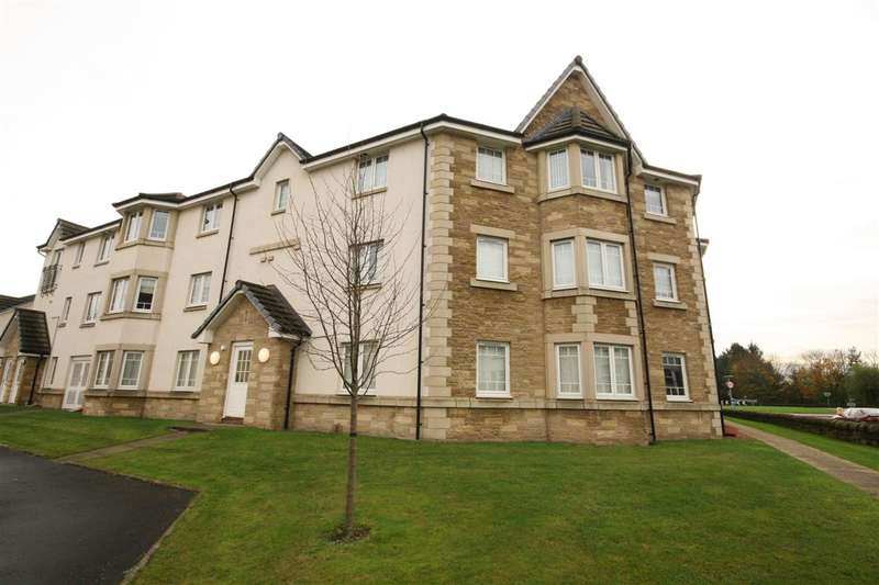 1 Bedroom Apartment Flat for rent in 8 McCormack Place, Flat 8, Larbert