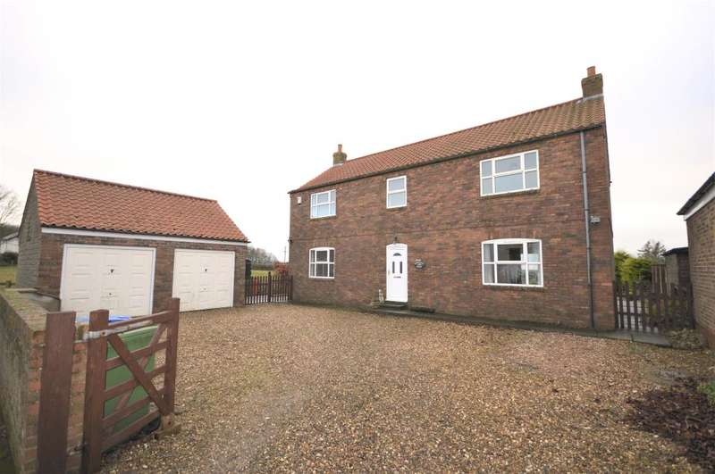 5 Bedrooms Detached House for sale in Main Street, Speeton, Filey, North Yorkshire YO14 9TD