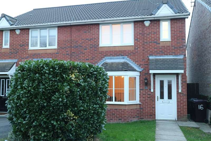 3 Bedrooms Semi Detached House for rent in Hollybank Grange, Liverpool, Merseyside. L26 7UQ