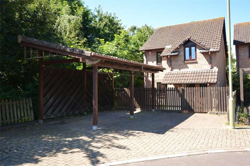 3 Bedrooms Detached House for sale in Bramble Walk, Lymington, Hampshire, SO41