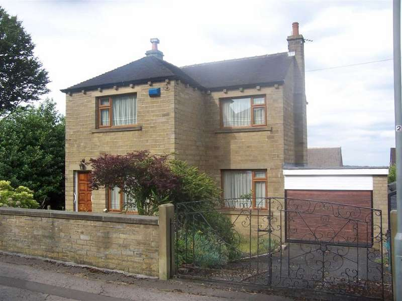 3 Bedrooms Detached House for sale in Josephine Road, Cowlersley, Huddersfield