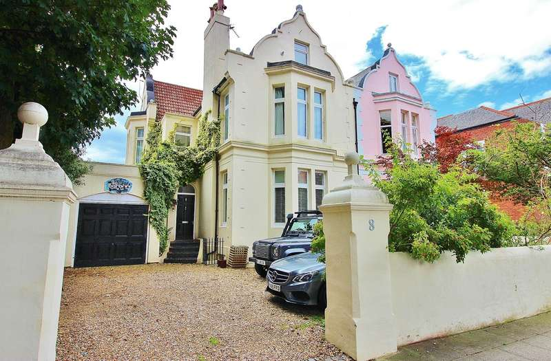 9 Bedrooms Semi Detached House for sale in Southsea, Hampshire