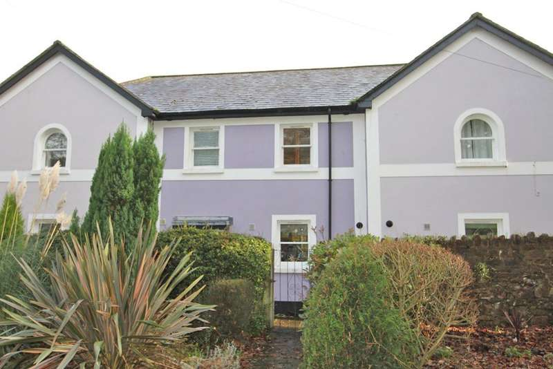 3 Bedrooms Terraced House for sale in Forde Place, Forde Park, Newton Abbot