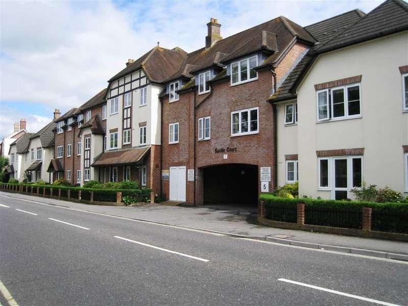 2 Bedrooms Retirement Property for sale in Poole Road, Wimborne, Dorset