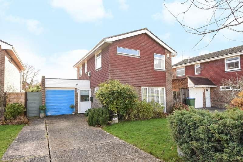 3 Bedrooms Detached House for sale in Bannister Gardens, Storrington, RH20