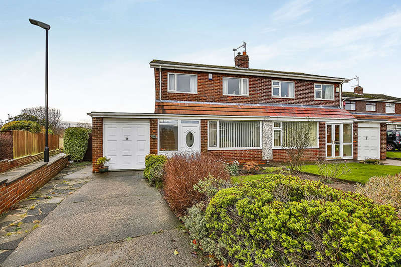3 Bedrooms Semi Detached House for sale in Regent Road, Ryhope, Sunderland, SR2