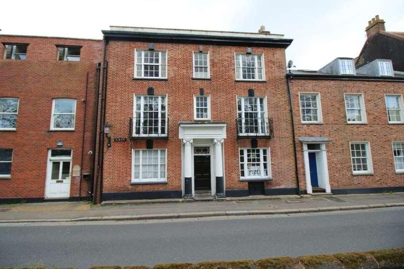 1 Bedroom Flat for sale in Bartholomew Street East, Exeter, EX4