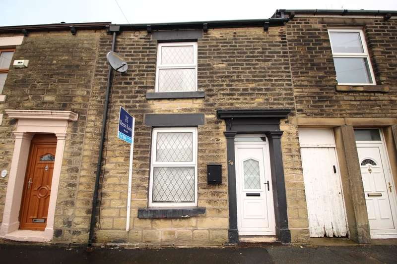 2 Bedrooms Terraced House for sale in Edward Street, Glossop, SK13