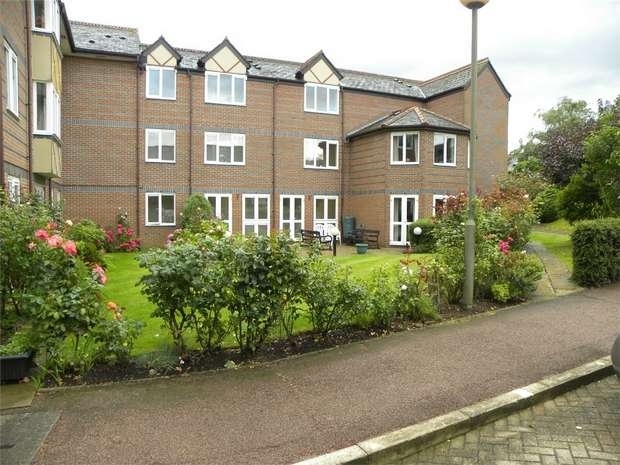 1 Bedroom Retirement Property for sale in Marlborough Road, St Albans, Hertfordshire