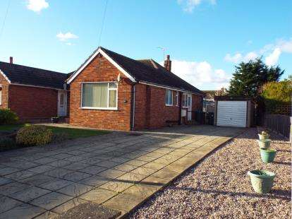 2 Bedrooms Bungalow for sale in Springbrook Avenue, Thornton-Cleveleys, Lancashire, FY5