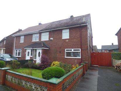 3 Bedrooms Semi Detached House for sale in St. Ambrose Road, Widnes, Cheshire, WA8