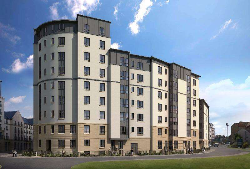 2 Bedrooms Flat for rent in HARBOUR GATEWAY, Newhaven, Edinburgh, EH6 6NX