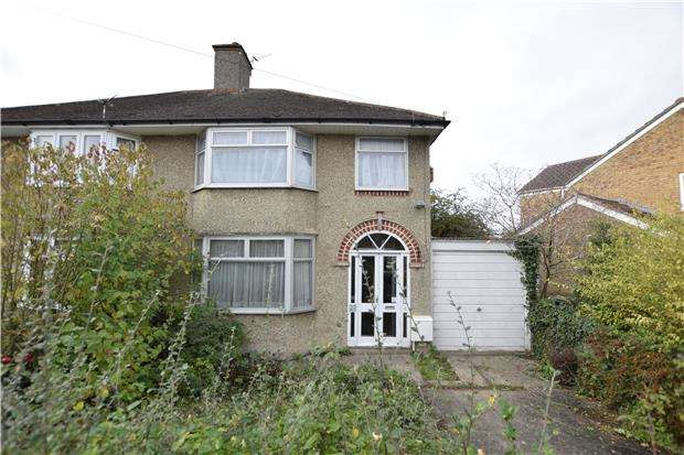 2 Bedrooms Semi Detached House for sale in Purcell Road, Marston, OXFORD, OX3 0EZ