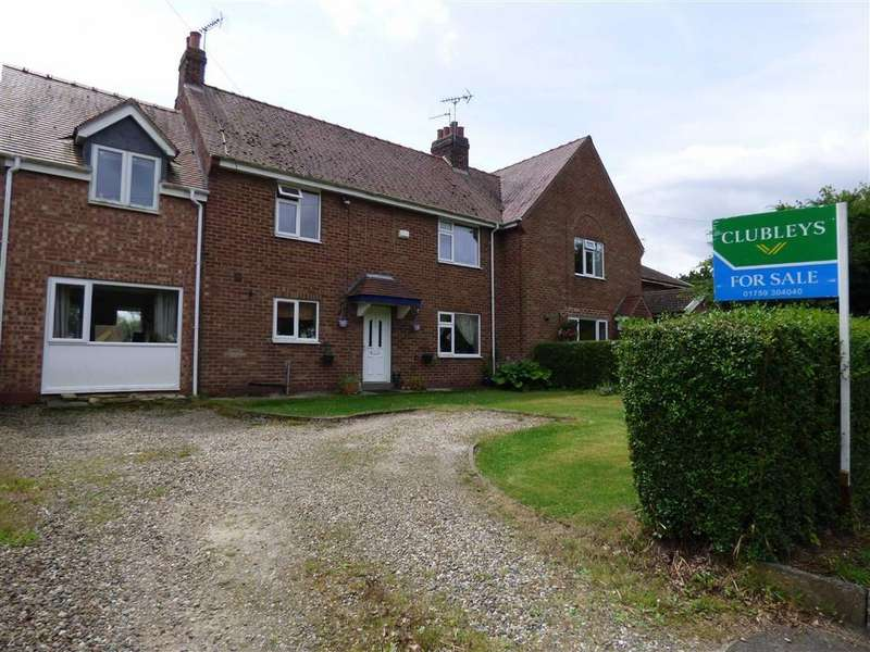3 Bedrooms Semi Detached House for sale in East End, North Dalton
