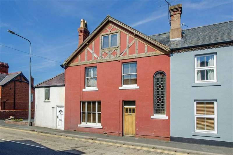 5 Bedrooms Town House for sale in St Asaph Road, Trefnant, Denbigh