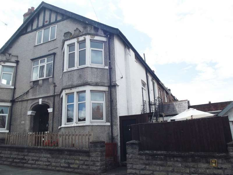 6 Bedrooms Apartment Flat for sale in Victoria Road, New Brighton CH45