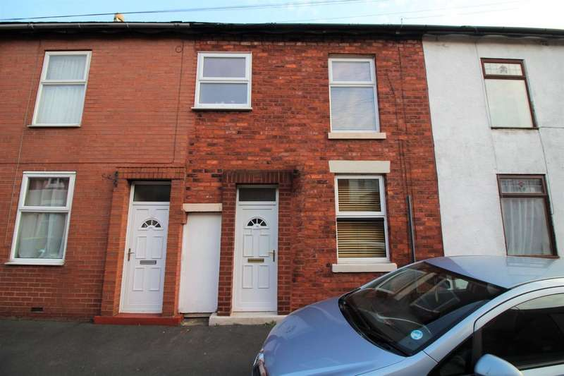 2 Bedrooms Terraced House for sale in De Lacy Street, Ashton-on-Ribble PR2