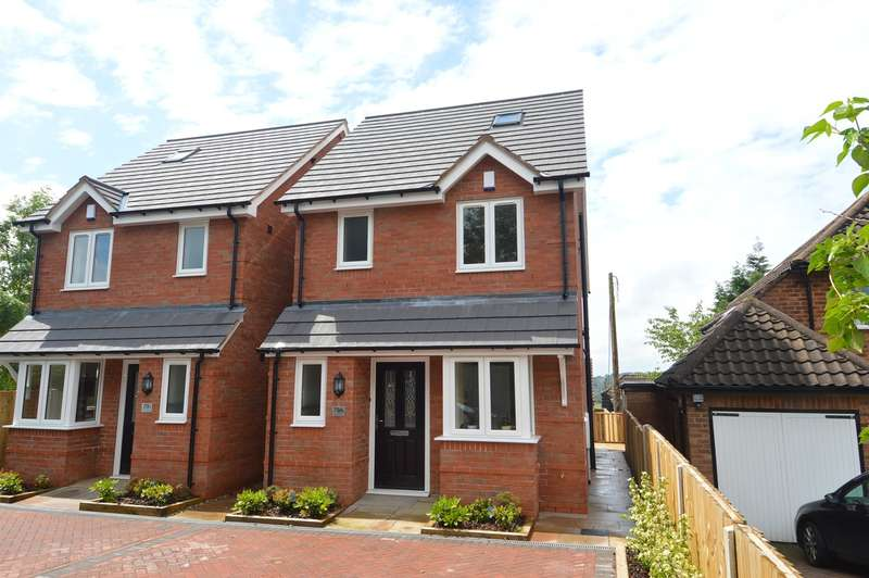 3 Bedrooms Detached House for rent in Old Birmingham Road, Lickey End, Bromsgrove, B60