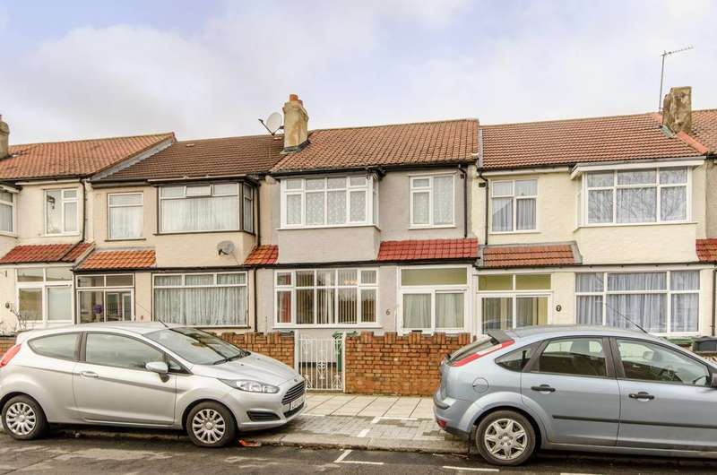 3 Bedrooms Terraced House for sale in Larbert Road, Streatham Vale, SW16