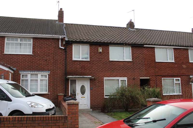3 Bedrooms Terraced House for rent in Riding Hill Road Knowley Village L34