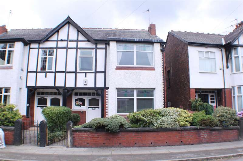 3 Bedrooms Semi Detached House for sale in Ellastone Road, Salford