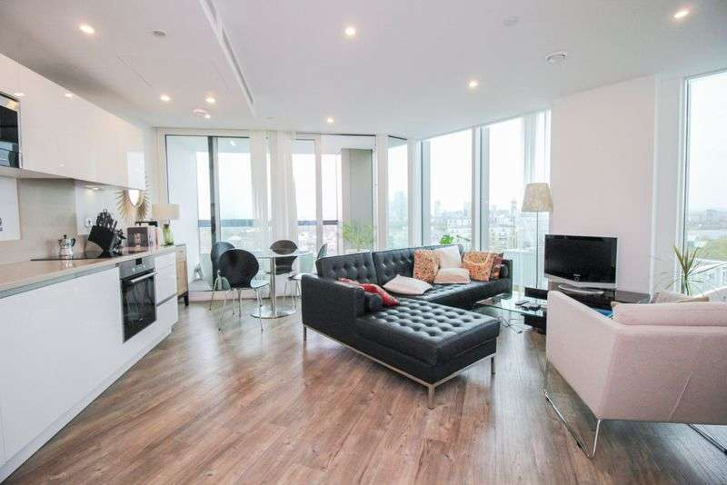 1 Bedroom Flat for sale in Ontario Point, Canada Water, London SE16