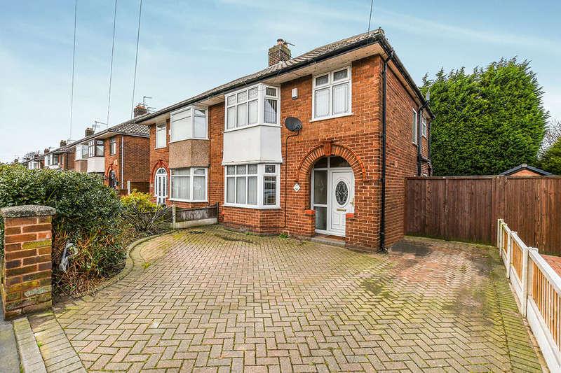 3 Bedrooms Semi Detached House for rent in Gorsey Croft, Eccleston Park, Prescot, L34