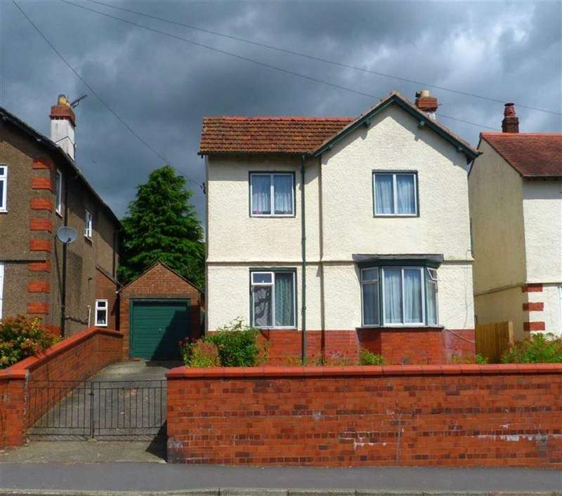3 Bedrooms Detached House for sale in Middleton Road, Middleton Road, Oswestry, SY11