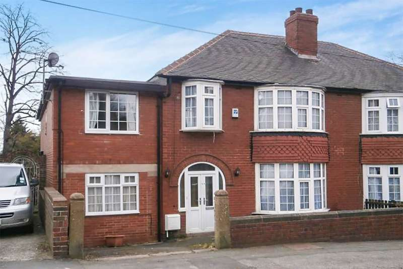 5 Bedrooms Semi Detached House for rent in Firshill Avenue, Sheffield, S4