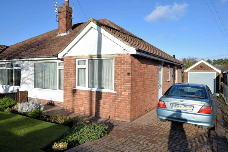 2 Bedrooms Detached Bungalow for sale in Coldyhill Lane, Newby, Scarborough, North Yorkshire YO12 6SE