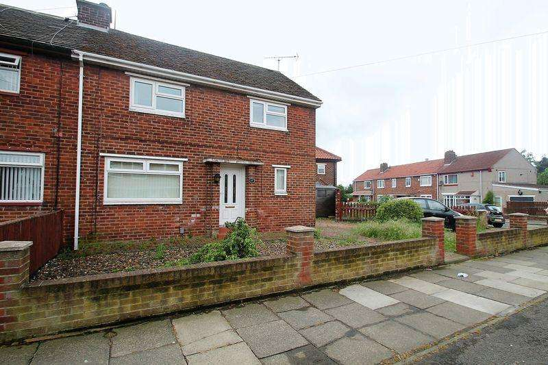 3 Bedrooms Terraced House for sale in Brancepeth Avenue, Park End