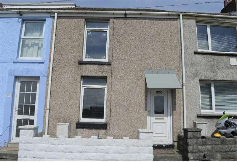 2 Bedrooms Terraced House for sale in Carmarthen Road, Swansea, SA5