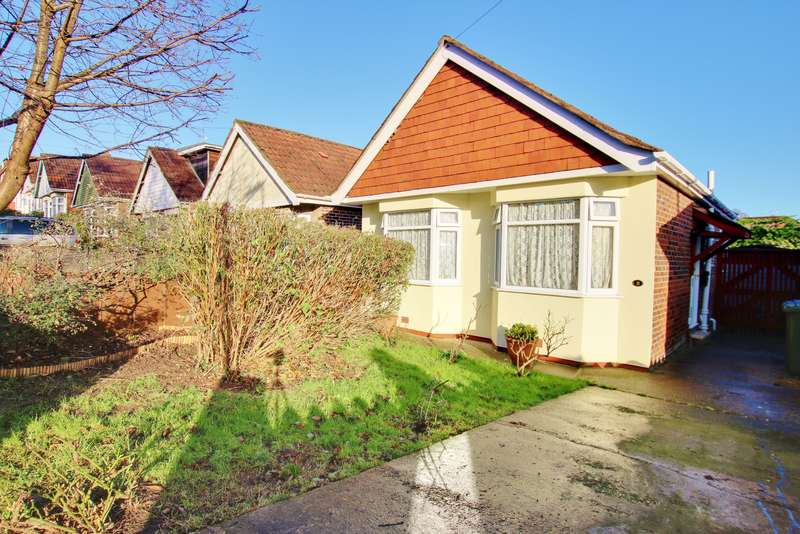 2 Bedrooms Bungalow for sale in DETACHED BUNGALOW! TWO DOUBLE BEDROOMS! NO CHAIN!