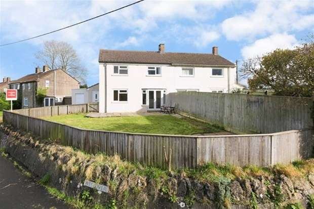 3 Bedrooms Semi Detached House for sale in Westover, Nunney, Frome