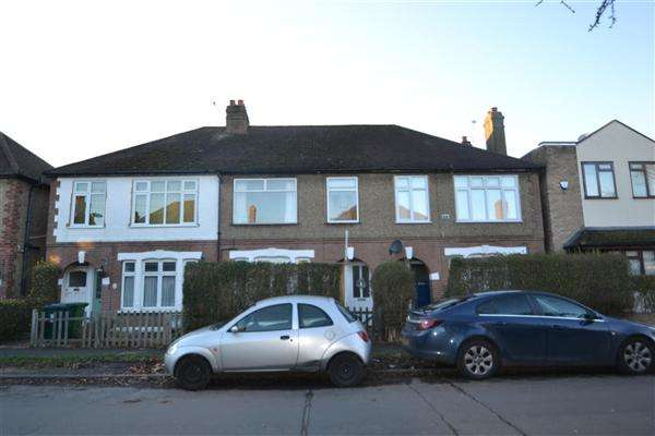 2 Bedrooms Maisonette Flat for sale in Penton Avenue, Staines