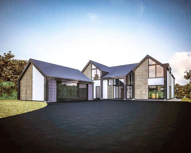 Plot Commercial for sale in Western Way, Darras Hall, Ponteland, Newcastle upon Tyne, NE20