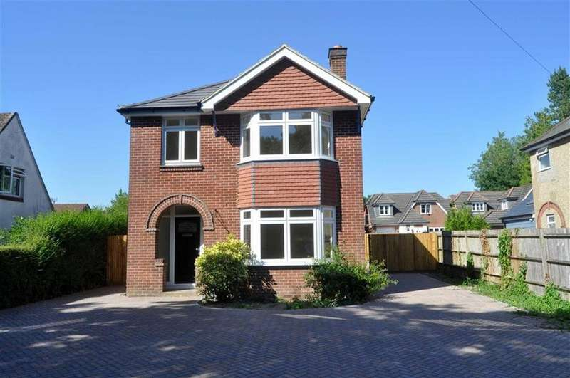 3 Bedrooms Detached House for sale in Sarisbury Green