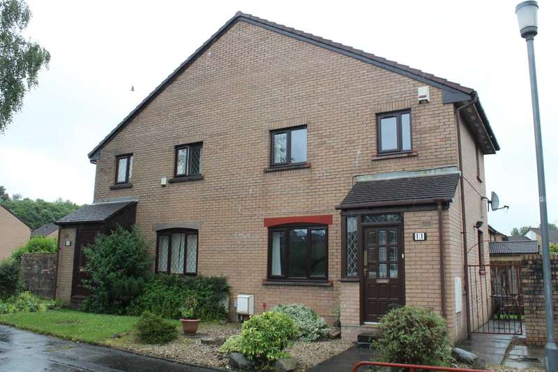 2 Bedrooms House for rent in Millhouse Drive, Glasgow, G20 0UE