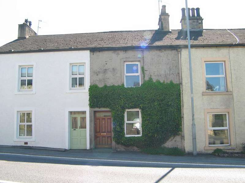 2 Bedrooms Terraced House for sale in New Road, (No 1 Moorlands), Ingleton LA6