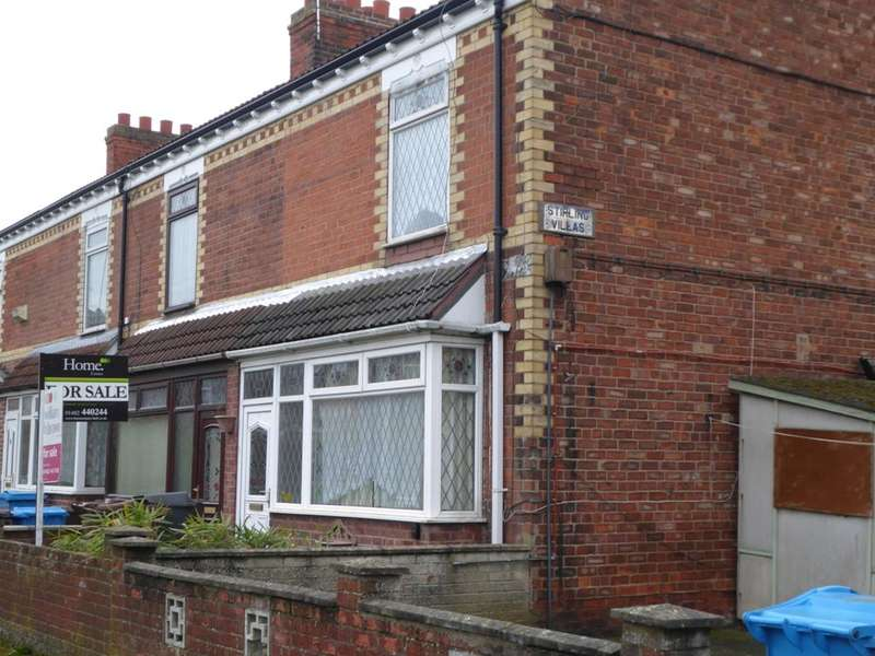 3 Bedrooms House for sale in Stirling Villas, Stirling Street, HULL, HU3 6SW
