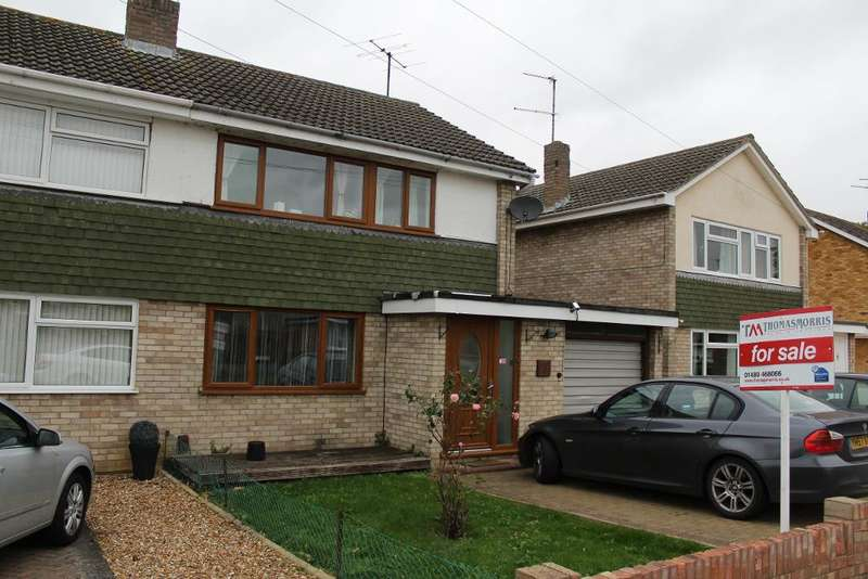 4 Bedrooms Semi Detached House for rent in Parkway, St.Ives, Cambridges, Cambridgeshire, PE27 5NS