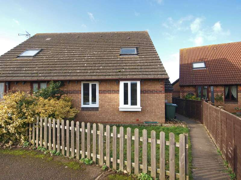 1 Bedroom Terraced House for sale in Holm Way, Bicester