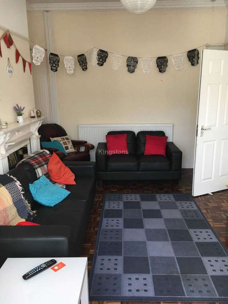 6 Bedrooms Terraced House for rent in Colum Rd, Cardiff, CF10 3EF